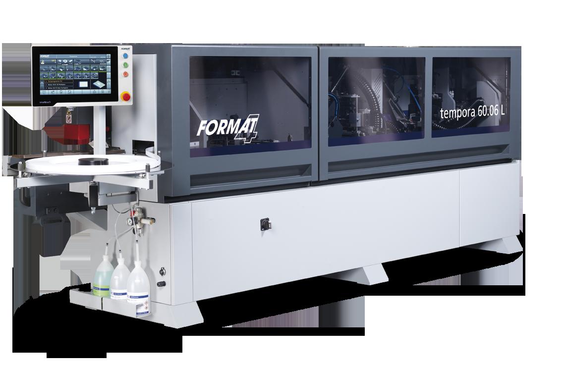 FORMAT-4 tempora F600 60.06L - Edgebander