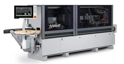 FORMAT-4 tempora F800 60.08 x-motion PLUS - Kantenanleimmaschine