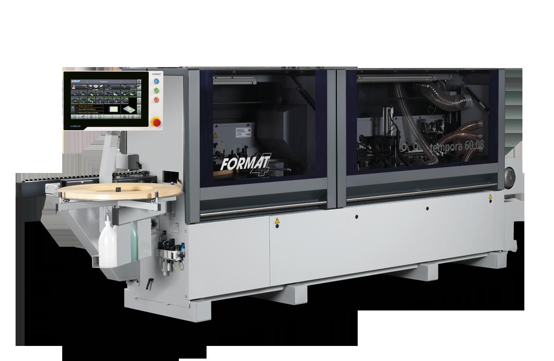 FORMAT-4 tempora F800 60.08 x-motion PLUS - Edgebander