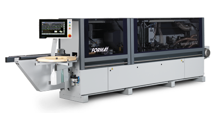 FORMAT-4 tempora F800 60.12 x-motion PLUS - Edgebander