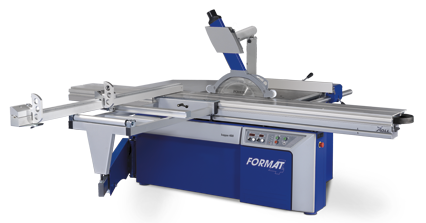FORMAT-4 kappa 400 - Sliding Table Panel Saw