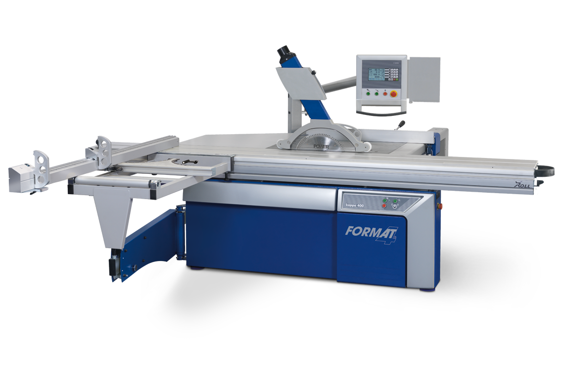 FORMAT-4 kappa 400 x-motion - Sliding Table Panel Saw