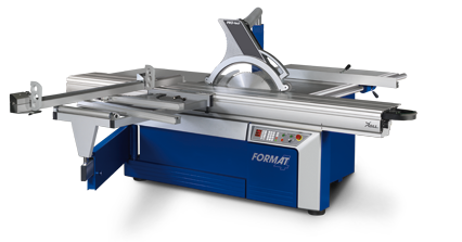 FORMAT-4 kappa 550 - Sliding Table Panel Saw