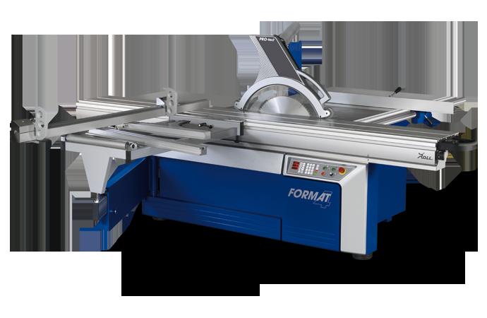 FORMAT-4 kappa 550 - Sliding Table Panel Saw
