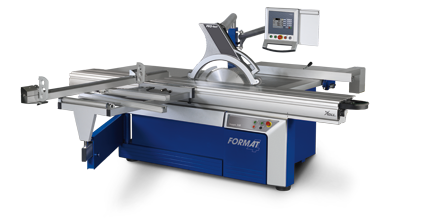 FORMAT-4 kappa 550 x-motion - Sliding Table Panel Saw