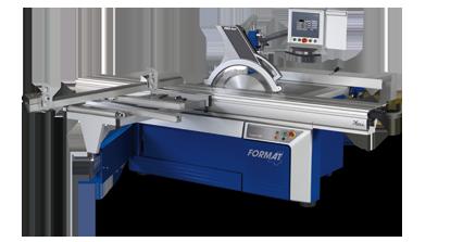 FORMAT-4 Formatkreissäge kappa 550 x-motion