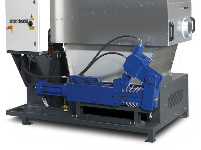 Profit twice with briquetting machines from Felder