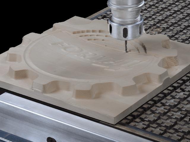 3D-Milling machine