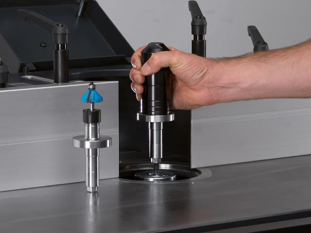 MF spindle system