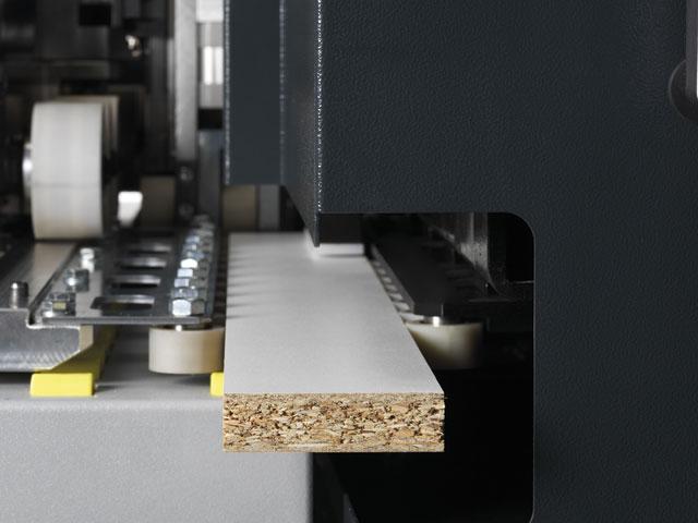 Workpiece widths between 70–180 mm