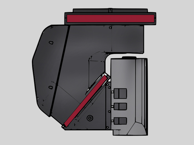 Mechanical axis lock system