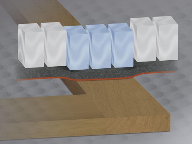 Sanding pad