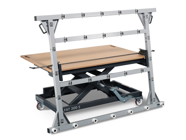 Panel tilting device  for FELDER working tables