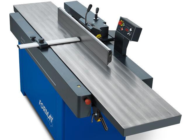 Surface planer table length 3000 mm