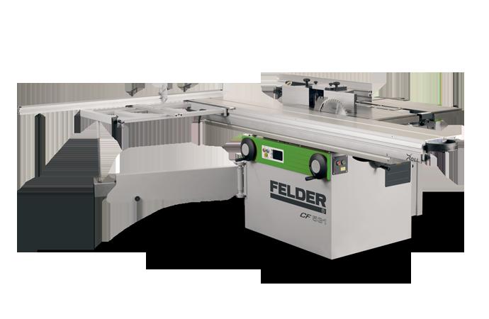 Combination machine CF741 S Professional - FELDER