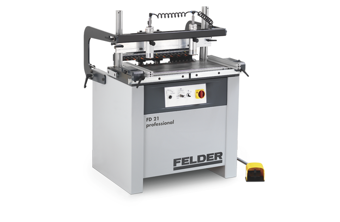 Dowel boring machine FD21 Professional - FELDER