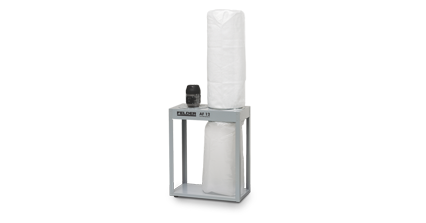 FELDER AF 12 | Ø 120 mm - Mobile dust extractor with steel impeller