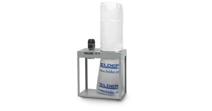 FELDER AF 14 | Ø 140 mm - Mobile dust extractor with steel impeller