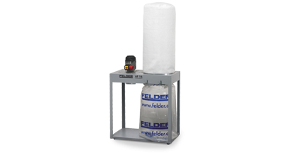 FELDER AF 16 | Ø 160 mm - Mobile dust extractor with steel impeller
