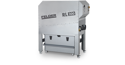 FELDER RL 200 | Ø 200 mm - Clean Air Dust Extractor