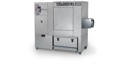 FELDER RL 300 | Ø 300 mm - Clean Air Dust Extractor