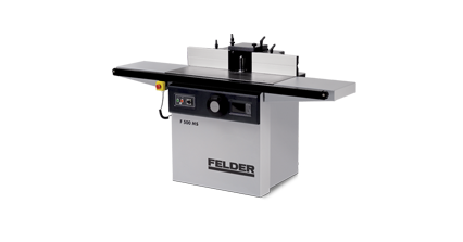 FELDER F 500 MS - Spindle Moulder