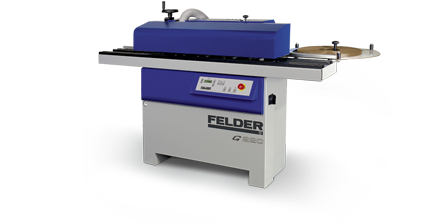 FELDER G 220 - Edgebander with glue pot