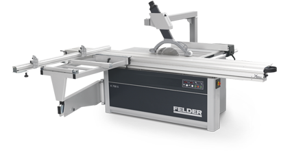 FELDER K 700 S - Sliding Table Panel Saw