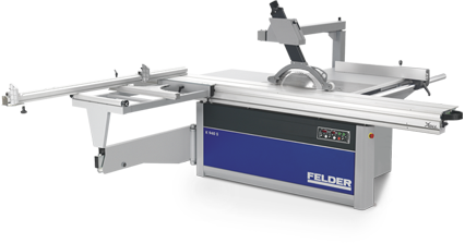 FELDER K 940 S - Sliding Table Panel Saw