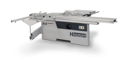 Hammer K4 perform - Sliding Table Panel Saw