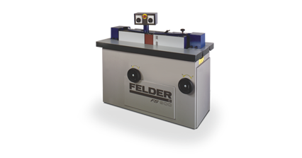 FELDER FS 900 KF - Edge Sander with veneer sanding device
