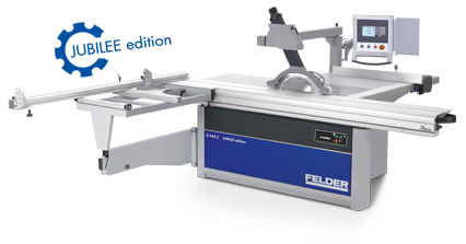 FELDER K 940 x-motion JUBILEE - Sliding Table Panel Saw