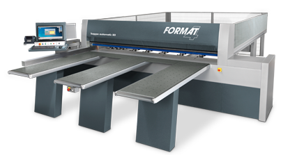 FORMAT-4 kappa automatic 80 - Горизонтальный пильный центр