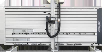 FORMAT-4 kappa V60 classic - Вертикалный пильный центр