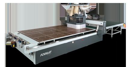 FORMAT-4 profit H08 21.31 - Centros CNC