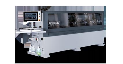 FORMAT-4 tempora F400 45.03L - Encoladora de cantos
