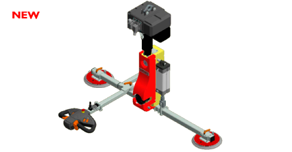 FORMAT-4 v-motion classic - Vacuum panel lifter