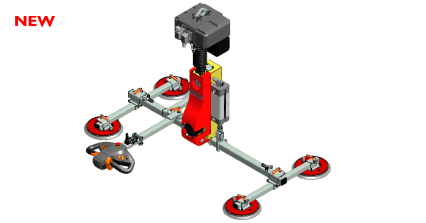 FORMAT-4 v-motion 25.90ft - Lève-panneaux à vide