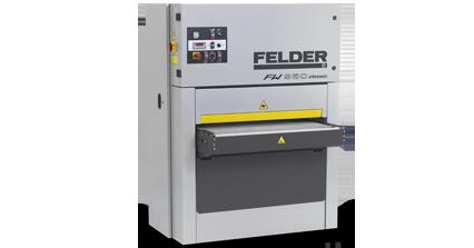 FELDER FW 950 classic - Breitbandschleifmaschine