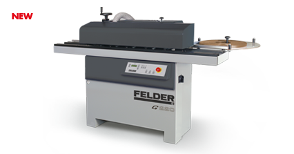FELDER G 220 - Encoladora de cantos con calderin