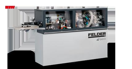 FELDER G 380 - Encoladora de cantos