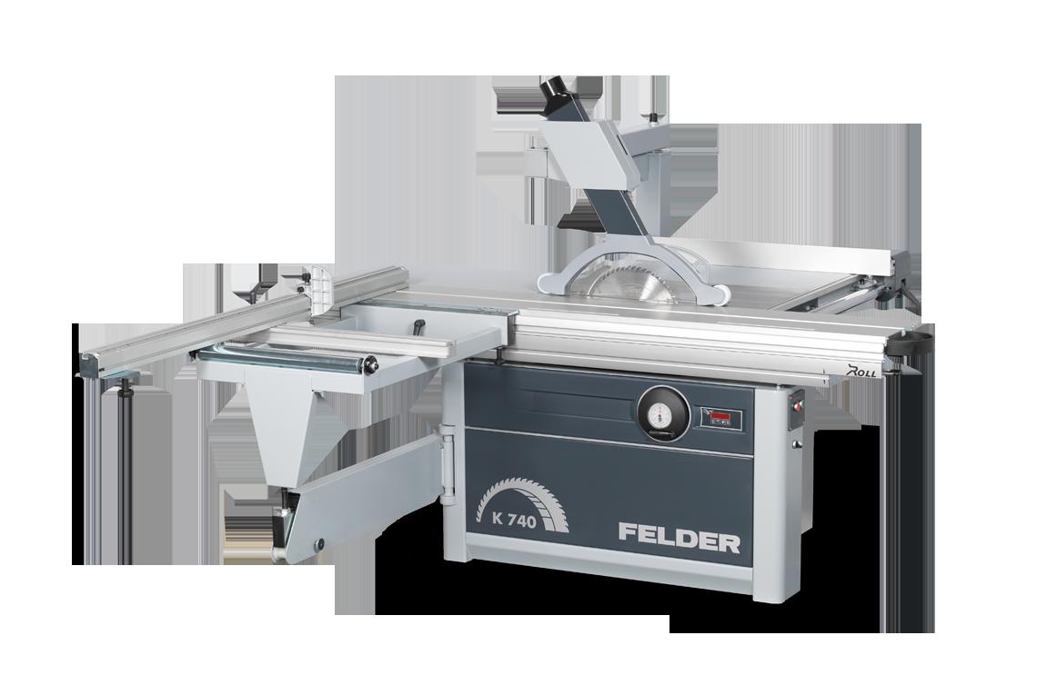 FELDER K 740 Professional - Форматно-раскроечный станок