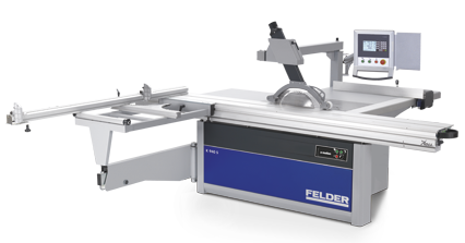FELDER K 940 x-motion - Sliding Table Panel Saw