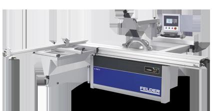 FELDER K 940 S x-motion - Formatizáló körfűrész