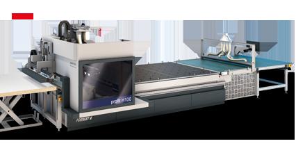FORMAT-4 profit H100 - Centro de mecanizado CNC para Nesting