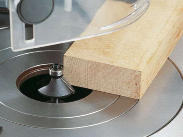 High-Speed Router Spindle