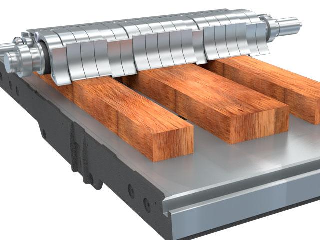 barras prensoras articuladas elásticas