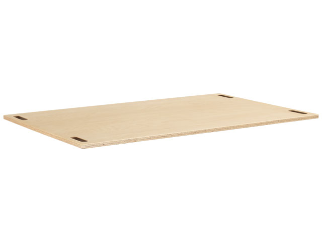 Multiplex worktop surface