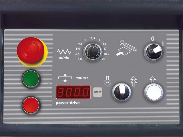 """Su elección: eléctrico """"Power-Drive"""""""
