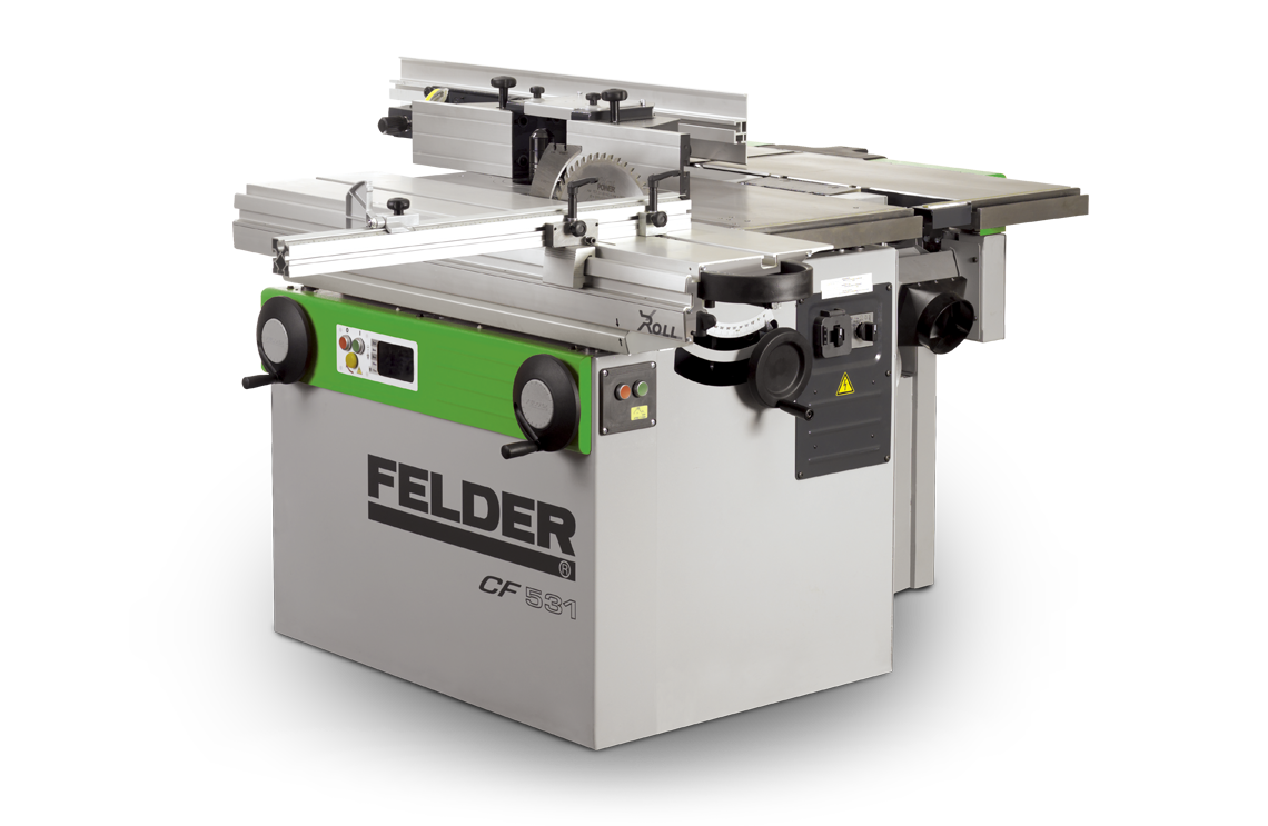 Combination Machine Cf 531 Felder